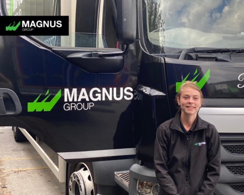 Magnus Group driver