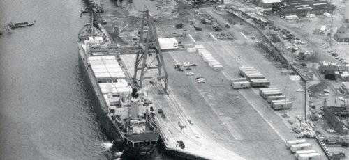 Felixstowe Port - a history