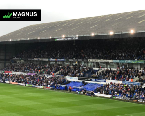 The Magnus Group West Stand