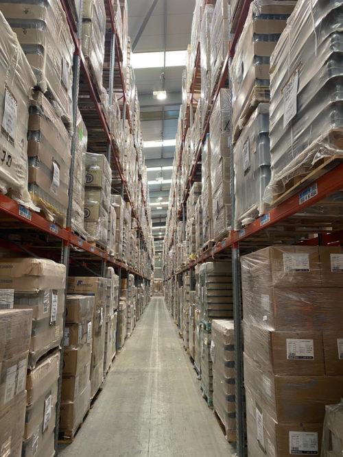Warehousing Magnus Group